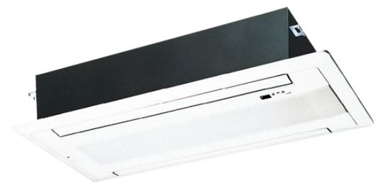##πダイキン ハウジングエアコン【S50RGV】天井埋込カセット形 ダブルフロータイプ 標準パネル付 14畳程度 単相200V(旧品番S50NGV)