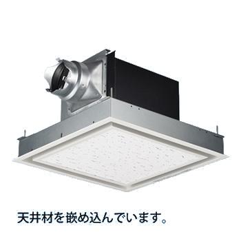 パナソニック 換気扇【FY-24BQ7/26】天井埋込形換気扇 別売ルーバー組合品番