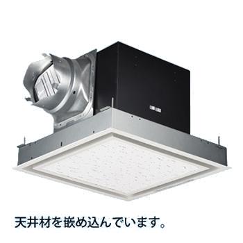 パナソニック 換気扇【FY-27BKA7/26】天井埋込形換気扇 別売ルーバー組合品番