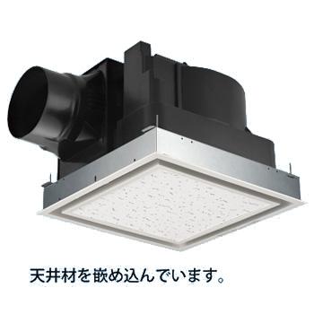 パナソニック 換気扇【FY-32JE8/26】天井埋込形換気扇 別売ルーバー組合品番