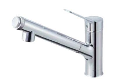 ▽INAX/LIXIL【JF-AJ461SYXN(JW)】オールインワン浄水栓 寒冷地対応 AJタイプ 浄水器内蔵シングルレバー混合水栓