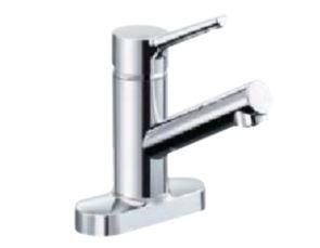 ▽INAX/LIXIL【SF-WM438SYN(155)】ツーホールタイプ クロマーレS(ミニキッチン用) シングルレバー混合水栓
