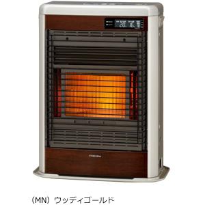 ###コロナ 暖房機器【FF-SG5619M(MN)】ウッディゴールド FF式石油暖房機(輻射型) スペースネオミニ 木造15畳まで (旧品番 FF-SG5618M(MN))