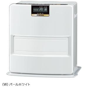 ###コロナ 暖房機器【FH-VX3619BY(W)】石油ファンヒーター VXシリーズ パールホワイト 木造10畳・コンクリート13畳まで