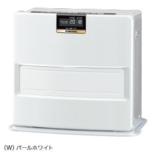 ###コロナ 暖房機器【FH-VX4619BY(W)】石油ファンヒーター VXシリーズ パールホワイト 木造12畳・コンクリート17畳まで