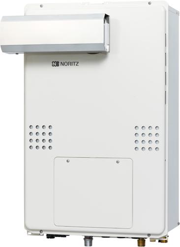 ###♪ノーリツ 温水暖房熱源機【GTH-CP2461AW6H-L BL】都市ガス(12A/13A) スタンダード(フルオート) 2温度6P内蔵 PSアルコーブ設置形 24号 エコジョーズ
