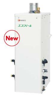 ###ノーリツ 石油ふろ給湯器【OTQ-C4705SAF-RC BL】(マルチリモコン付) エコフィール 設置フリー型 オート 直圧 角(上方排気) 屋内据置形