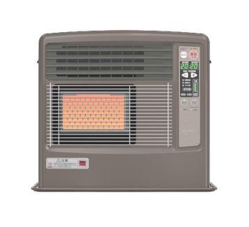 ダイニチ工業 暖房機器【FB-56LD(T)】FBタイプ 家庭用石油ファンヒーター プラチナブラウン 9.0L 2ウェイ暖房 (旧品番 FB-569LD(S))