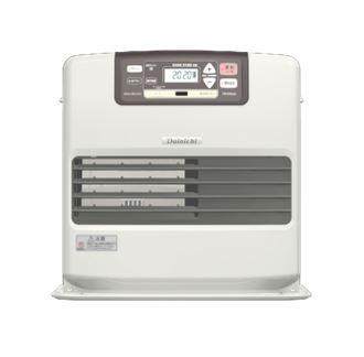 ダイニチ工業 暖房機器【FW-57SLX2(W)】SLXタイプ 家庭用石油ファンヒーター ウォームホワイト 9.0L 油量モニター付きタイプ (旧品番 FW-57SLX(W))