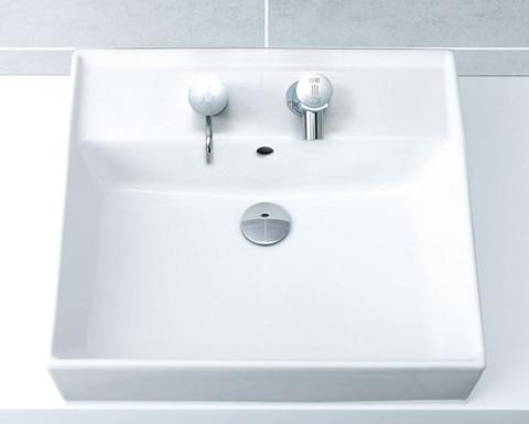 INAX 角形洗面器【L-555FC】洗面器本体のみ