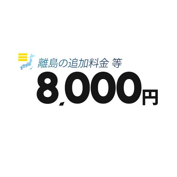 《追加料金・8千円分》離島の追加料金等【8000円】
