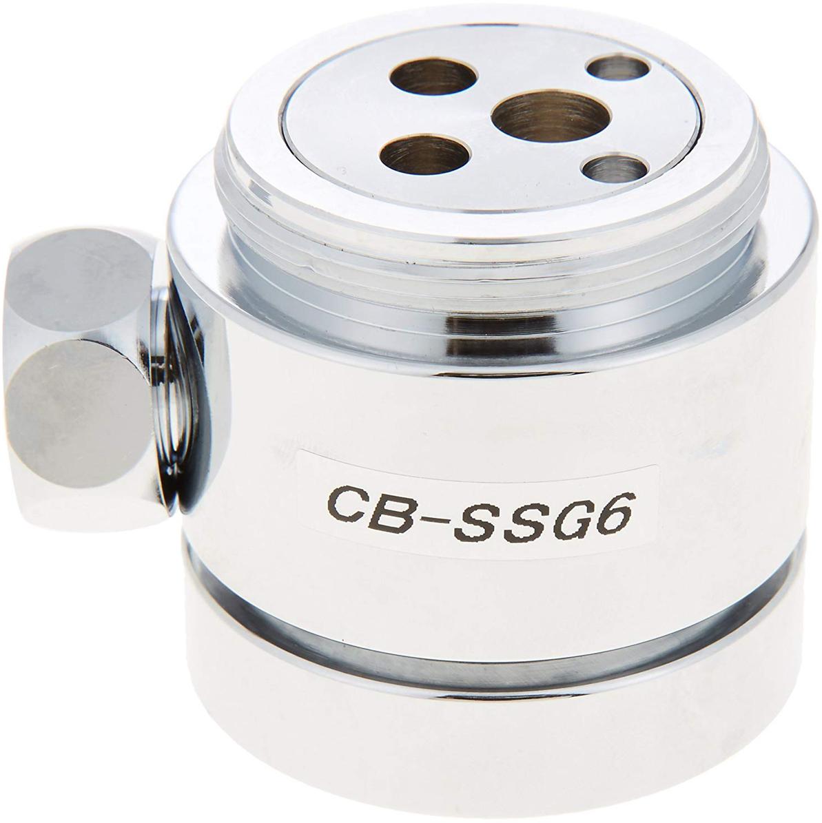 《あす楽》◆15時迄出荷OK!パナソニック分岐水栓【CB-SSG6】TOTO製水栓18機種対応