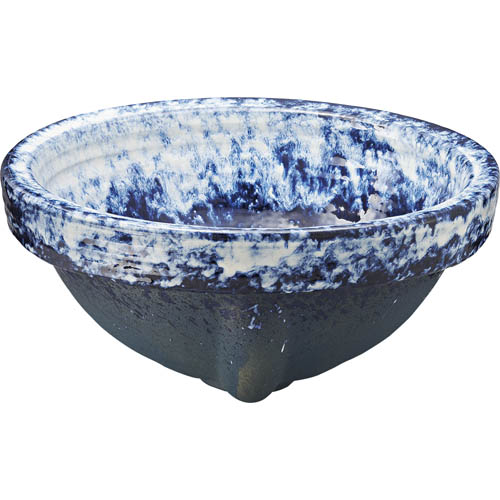 >三栄水栓/SANEI【HW1024P-016】洗面器(オーバーフロー) 碧空 利楽