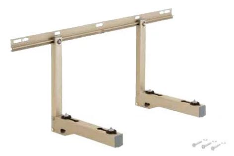 《あす楽》◆15時迄出荷OK!オーケー器材 スカイキーパー アルミキーパー【K-AK6G】壁面置台 (旧品番K-AK6B)