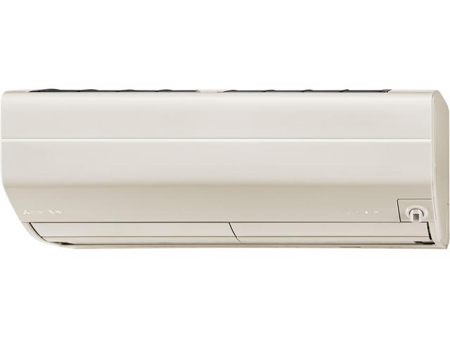 ###三菱 ルームエアコン【MSZ-HXV7119S T】2019年 ブラウン HXVシリーズ 寒冷地 ズバ暖 霧ヶ峰 単相200V 主に23畳 (旧品番 MSZ-HXV7118S T) 受注生産