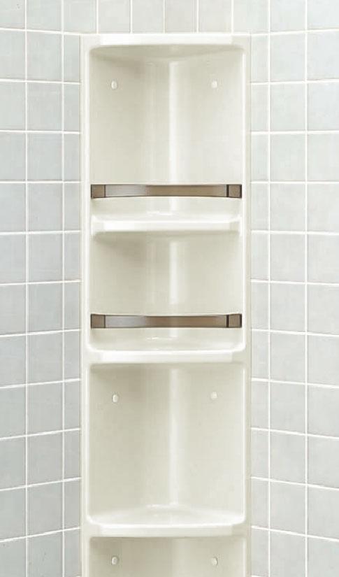 ∠《あす楽》◆15時迄出荷OK!INAX 浴室収納棚 【YR-312/L52】(YR312)L52ミスティオフホワイト