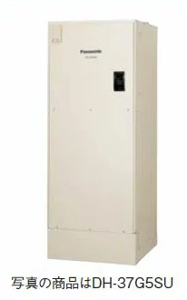 ####パナソニック 電気温水器【DH-37G5SU】370L 高圧力型 セミオート 戸建住宅(屋外設置専用)