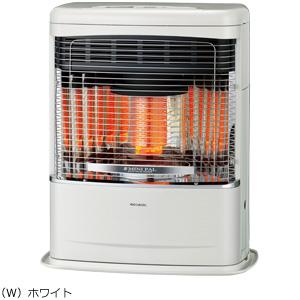 ###コロナ 暖房機器【FF-VT4218P(W)】ホワイト FF式石油暖房機(輻射型) ミニパルシリーズ 木造11畳 コンクリート15畳 (旧品番 FF-VT4217P(W))