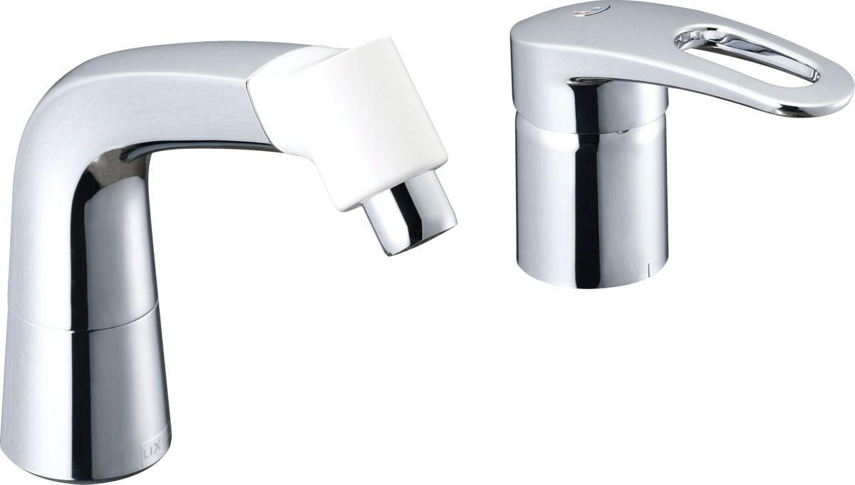 ▽π《あす楽》◆15時迄出荷OK!INAX【LF-HX360SYR(500)】マルチシングルレバー混合水栓