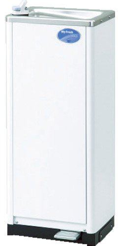 《あす楽》◆平日14時迄注文確定で当日出荷OK!####ω東芝エルイートレーディング/西山工業【MF-51P2】ウォータークーラー 床置タイプ 冷水専用水道直結タイプ