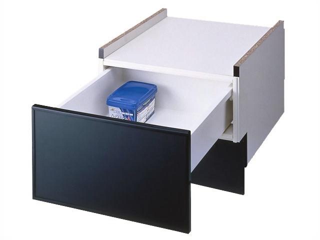 《あす楽》◆15時迄出荷OK!パナソニック ビルトイン食器洗い乾燥機部材【N-PC450K】専用収納キャビネット45cmコンパクトFULLオープン(ドアパネルタイプ専用)ブラック