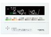 コロナ 石油給湯器 部材【RBI-EF47RX5】浴室リモコン 2芯リモコンコード8m付