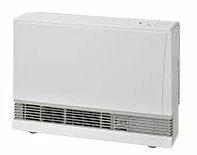 リンナイ ガスFF暖房機【RHF-1005FT】暖房のめやす:木造24畳/コンクリート33畳まで