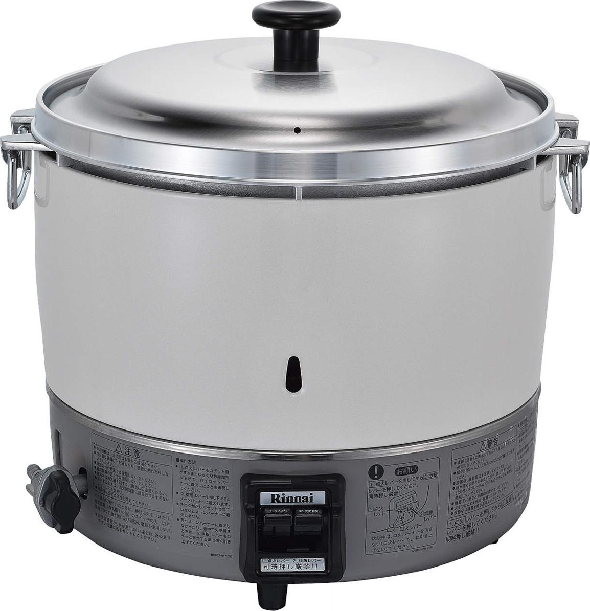 リンナイ ガス炊飯器 【RR-30S1-F】3升 2.0~6.0L 卓上型(普及タイプ)