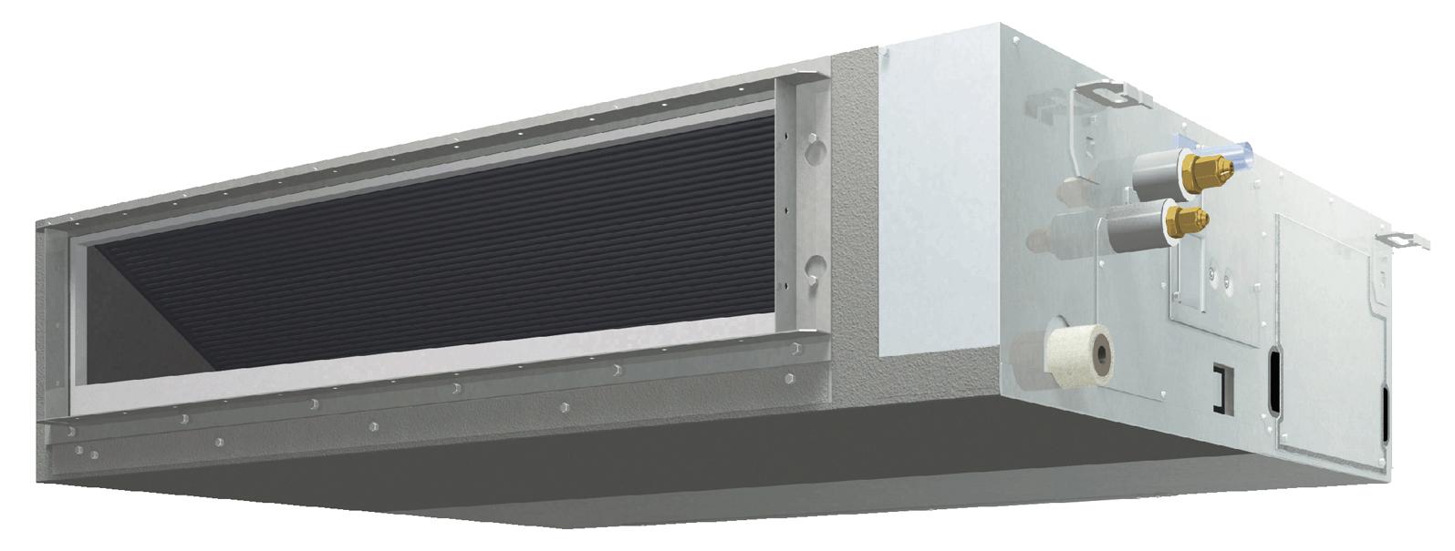 ###ダイキン 業務用エアコン【SZRMM80BCV】 天井埋込ダクト形(標準タイプ) ペア 3馬力 ワイヤード 単相200V Eco ZEAS