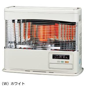 ###コロナ 暖房機器【UH-F7018PR(W)】ホワイト 床暖房内蔵FF式石油暖房機(輻射型) PRシリーズ 木造18畳 コンクリート29畳