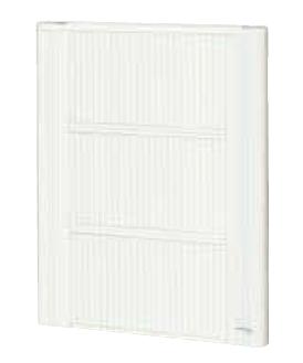 ###コロナ 放熱器【UP-0714WDH-W】パネルコンベクター 密閉式・半密閉式 壁掛縦型