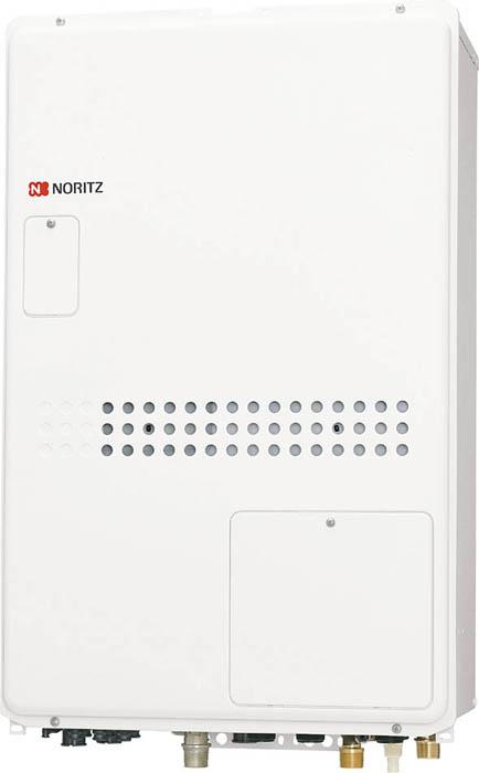 ###▽ノーリツ【GTH-2444AWXD-H-1 BL】都市ガス(12A/13A) ガス温水暖房付ふろ給湯器 設置フリー型 PS扉内上方排気延長形 フルオート 24号 2温度 外付