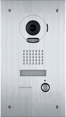 ###βアイホン【IS-DVF】カメラ付ドアホン子機 埋込型 ISシステム 受注生産約2ヶ月