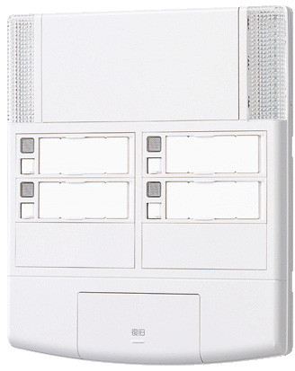 βアイホン【NFR-3X-4】4床用廊下灯