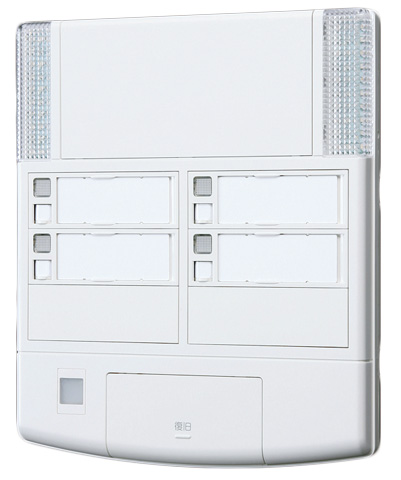 βアイホン【NFR-3X-4TA】4床用廊下灯 トイレ表示付