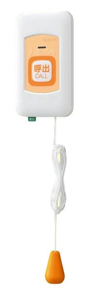 ###βアイホン【NLR-72H-TC110】トイレ呼出ボタン 引きひも付 復旧ボタン付 点字案内文:ヨビダシ 受注生産約2ヶ月