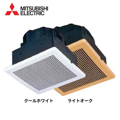 三菱 換気扇【V-20MEX3】クールホワイト 換気排熱ファン 角穴据付タイプ (旧品番 V-20MEX2)
