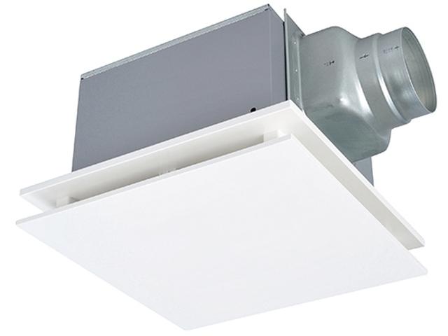 三菱 換気扇【VD-18ZLE10-FPS】ダクト用換気扇 天井埋込型 フラットインテリアタイプ 消音形