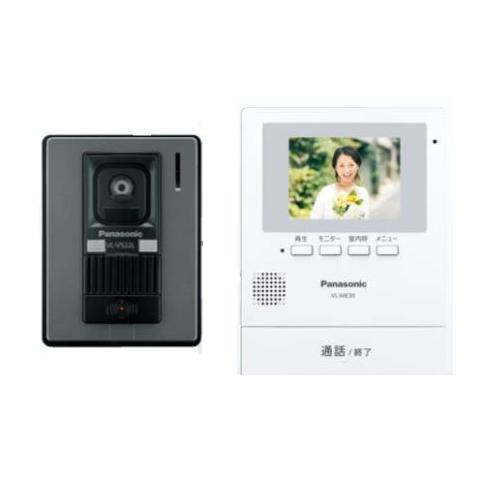 パナソニック テレビドアホン【VL-SE30KL】1-2タイプ 電源コード式