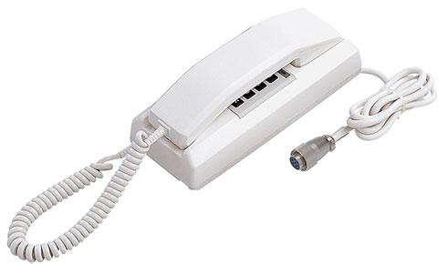 ###βアイホン【YAZ-90-3AWH】3通話路式移動用親機 保守用インターホン90局用 受注生産約40日