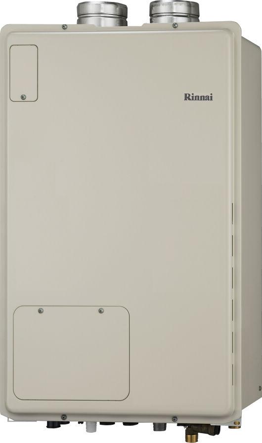 ###リンナイ ガス給湯暖房用熱源機【RUFH-A2400AFF】フルオート FF方式 屋内壁掛型 24号 1温度