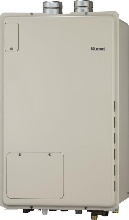 ###リンナイ ガス給湯暖房用熱源機【RUFH-A1610AFF】フルオート FF方式 屋内壁掛型 16号 1温度