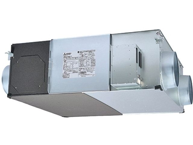 三菱 換気扇【LGH-N100RS3D】業務用ロスナイ 天井埋込形 スタンダードタイプ 単相200V (旧品番 LGH-N100RS2D)