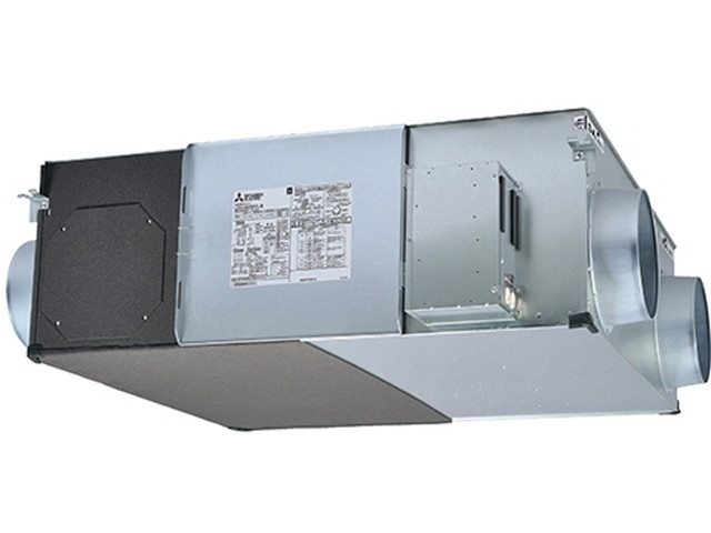 三菱 換気扇【LGH-N80RX3D】業務用ロスナイ 天井埋込形 マイコンタイプ 単相200V (旧品番 LGH-N80RX2D)