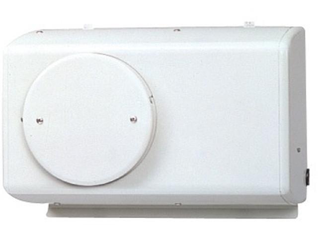 ###三菱 換気扇【VL-100S3-OU】ロスナイ居間用 室外ユニット 1パイプ給排気タイプ 横取付専用 受注生産約2ヶ月 (旧品番 VL-100S2-OU)