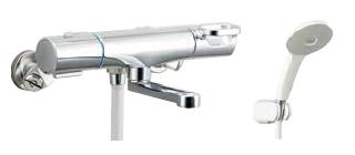 ☆エントリー不要 スーパーポイントアップ 当店は最高な サービスを提供します SPU の条件クリアでポイント最大16倍 人気ショップが最安値挑戦 ☆BF WM147TNSJH INAX BF-WM147TNSJH サーモスタット付シャワーバス水栓 エコアクアスプレーシャワー LIXIL 寒冷地 クロマーレS
