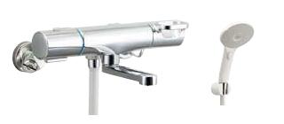 ☆エントリー不要 スーパーポイントアップ SPU の条件クリアでポイント最大16倍 ☆BF WM146TSJM INAX クリアランスsale 格安 期間限定 BF-WM146TSJM LIXIL エコアクアスイッチシャワー 一般地 高温出湯規制機能付 サーモスタット付シャワーバス水栓