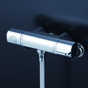 KVK【FTB100KMSFT】サーモスタット式シャワー シャワー専用型