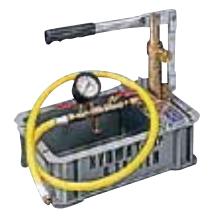 リンナイ 樹脂管専用工具【Iテストポンプ(A)】テストポンプ(1組)