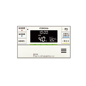 コロナ 石油給湯器 部材【RBI-EF471】浴室リモコン